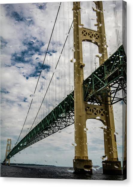 The Mighty Mac Canvas Print