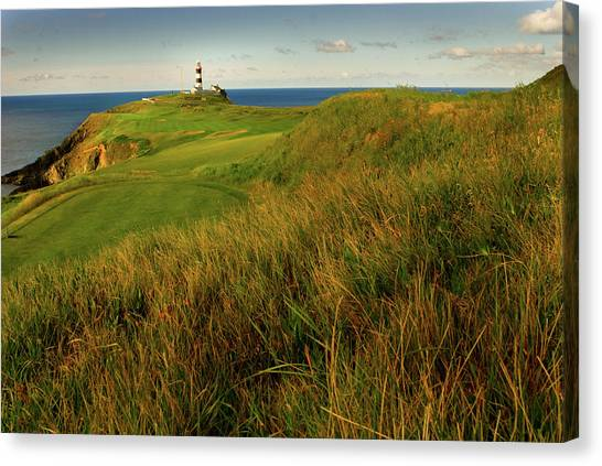 The Old Head Golf Links, Kinsale Canvas Print