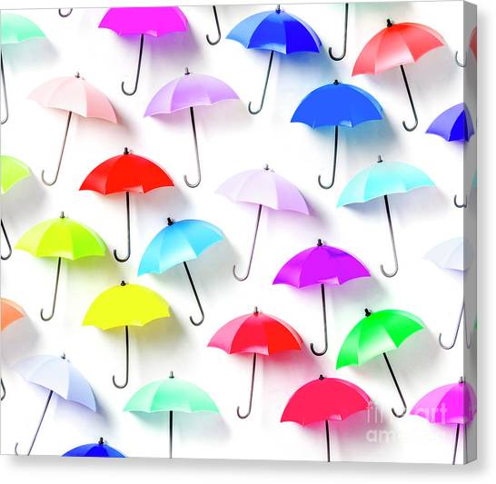 Multi Canvas Print - The Rain Collection by Jorgo Photography - Wall Art Gallery