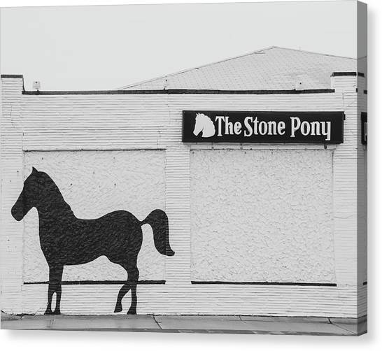 The Stone Pony - Asbury Park Canvas Print