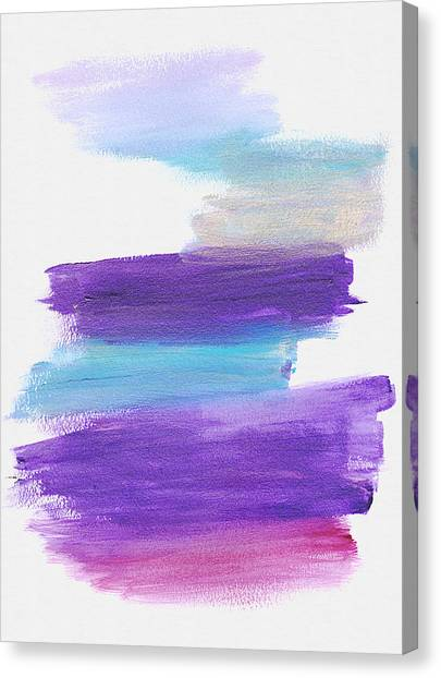 Canvas Print featuring the painting The Unconscious Mind by Bee-Bee Deigner
