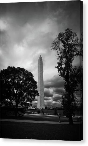 The Washington Monument Canvas Print