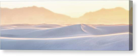 Timeless Sands Canvas Print