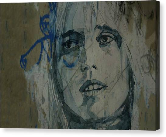 Tom Petty Canvas Print - Tom Petty - Resize  by Paul Lovering