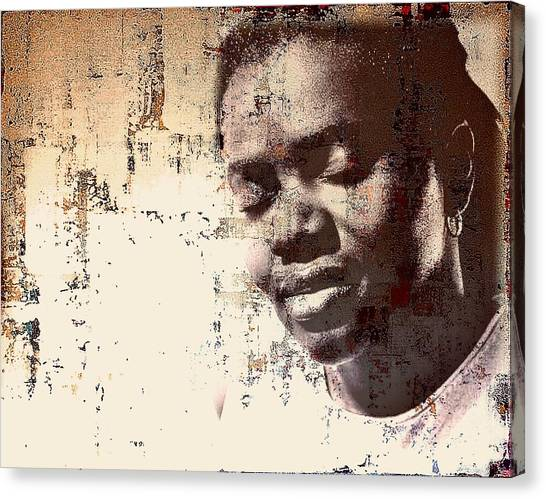 Tracy Chapman Canvas Print