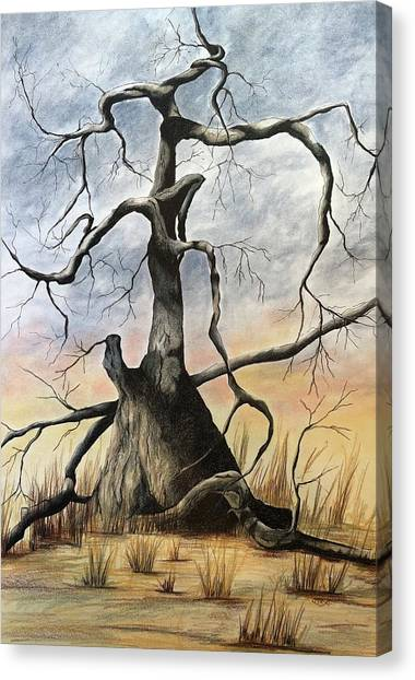 Tree 1 Canvas Print