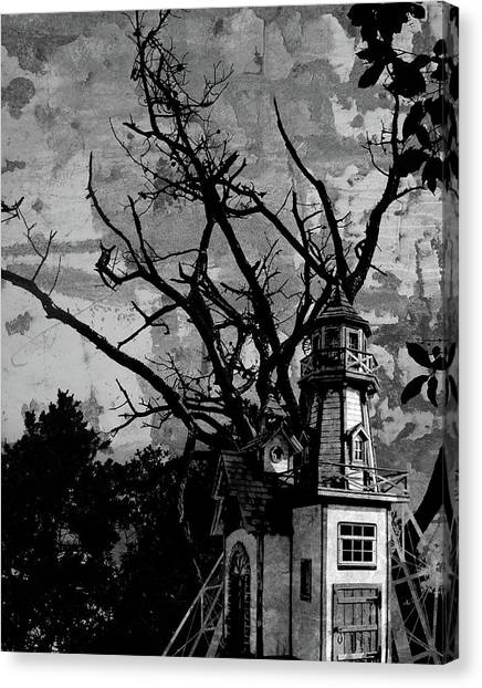 Treehouse I Canvas Print