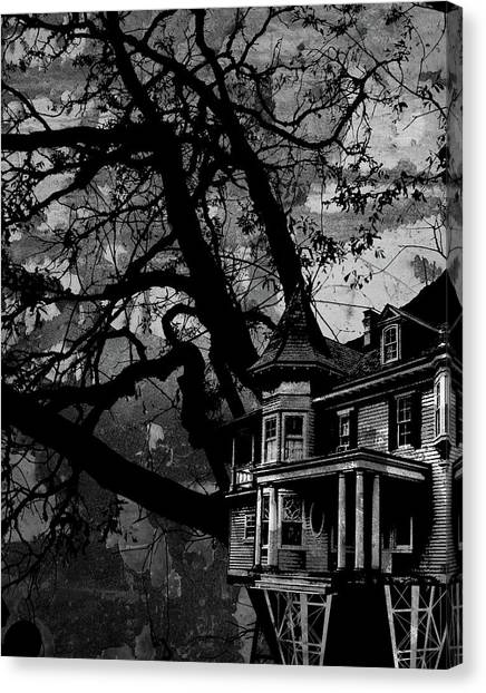 Treehouse IIi Canvas Print