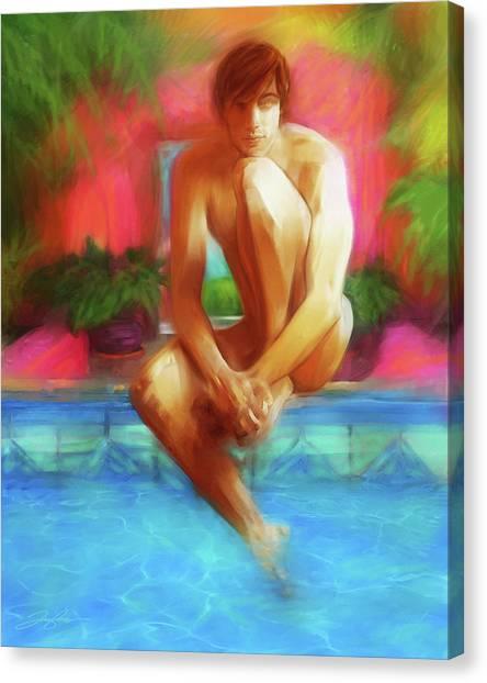 Tropic Haze Canvas Print