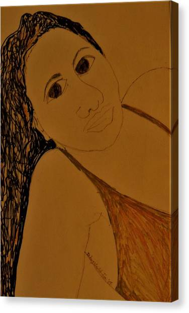 Untiled 3 Canvas Print