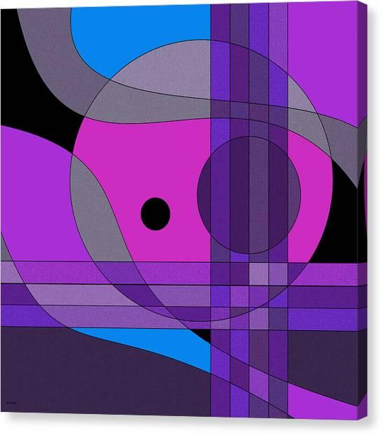 Untitled Sixth Canvas Print