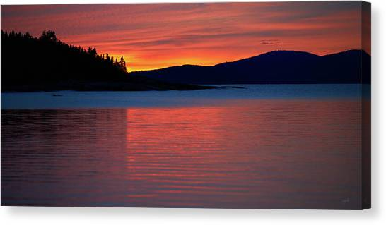 Upended Canvas Print