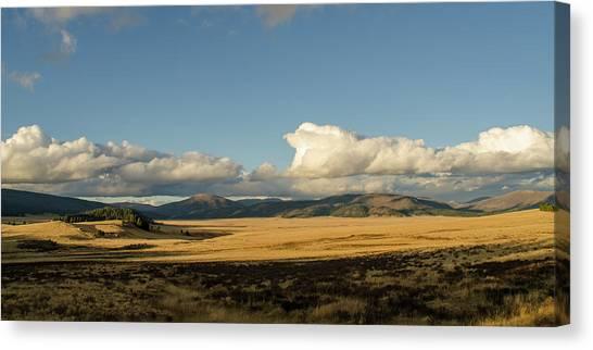 Valles Caldera National Preserve II Canvas Print