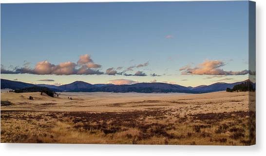 Valles Caldera National Preserve Canvas Print