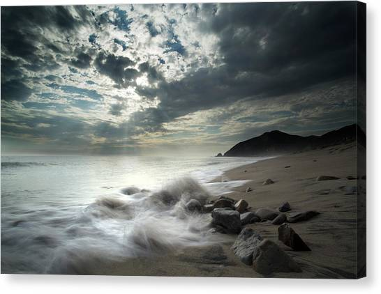 Ventura County Line Canvas Print
