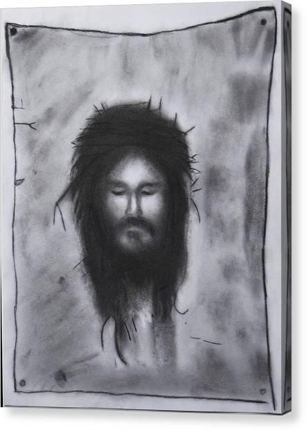 Veronica's Veil Canvas Print