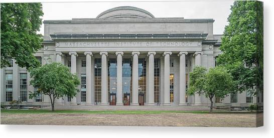 Canvas Print - View Of Massachusetts Institute by Panoramic Images