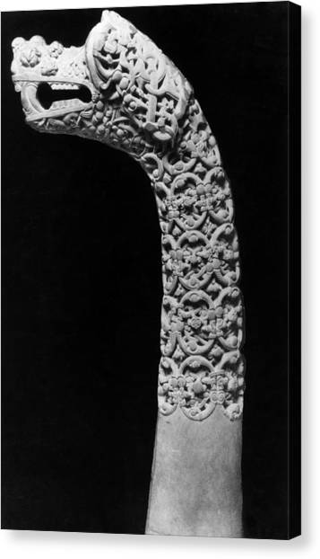 Viking Relic Canvas Print by Hulton Archive