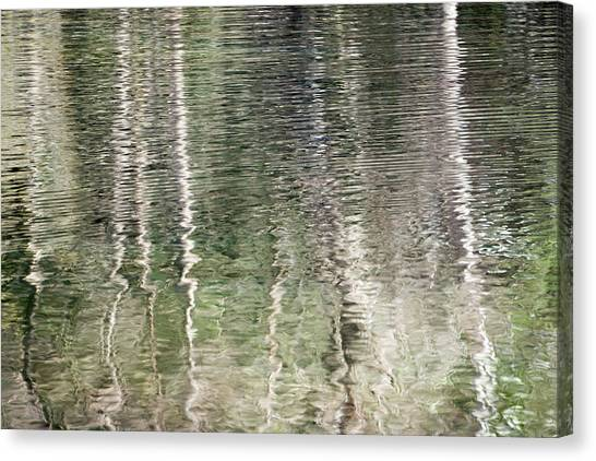 Water Reflection_727_18 Canvas Print