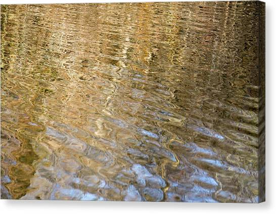 Water Reflection_751_18 Canvas Print