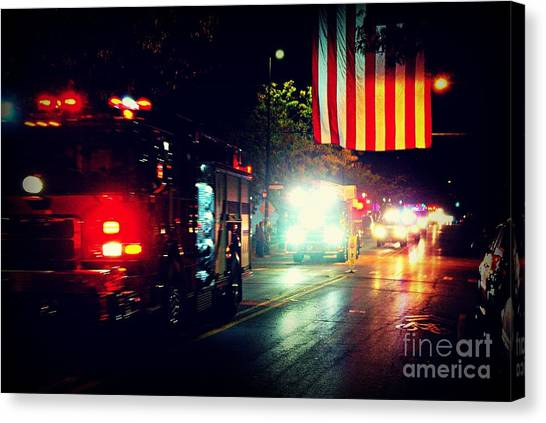 We Remember 9/11 Canvas Print
