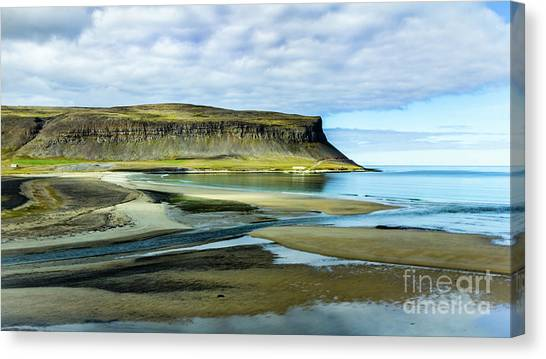 Westfjords, Iceland Canvas Print