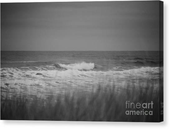 Westport Waves Canvas Print