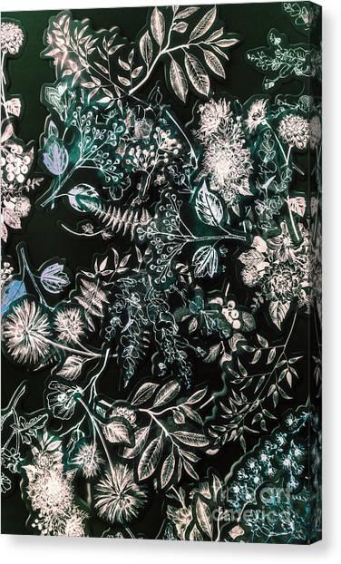 Victorian Garden Canvas Print - Wild Decorations by Jorgo Photography - Wall Art Gallery