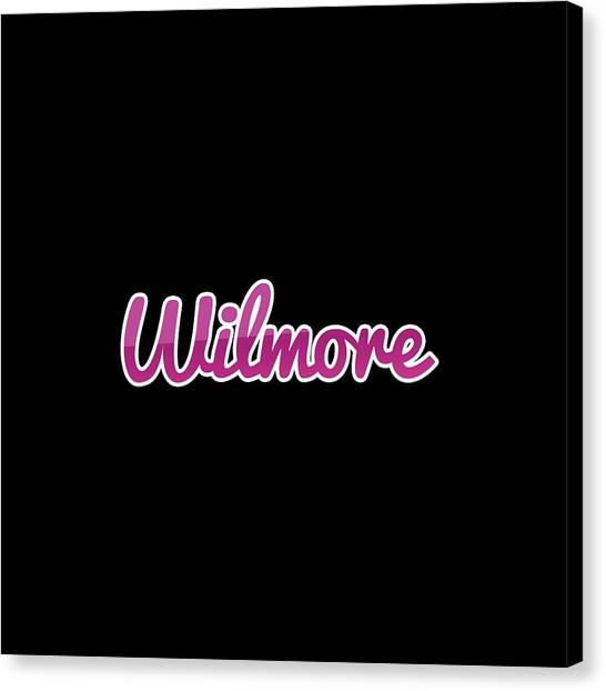 Canvas Print - Wilmore #wilmore by TintoDesigns