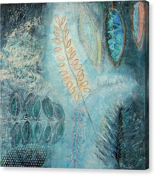 Winter Wish 1 Canvas Print