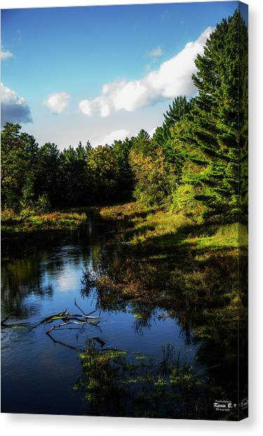 Wisconsin Waterscape Canvas Print