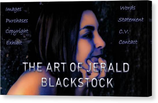 Www.jeraldblackstock.ca Canvas Print
