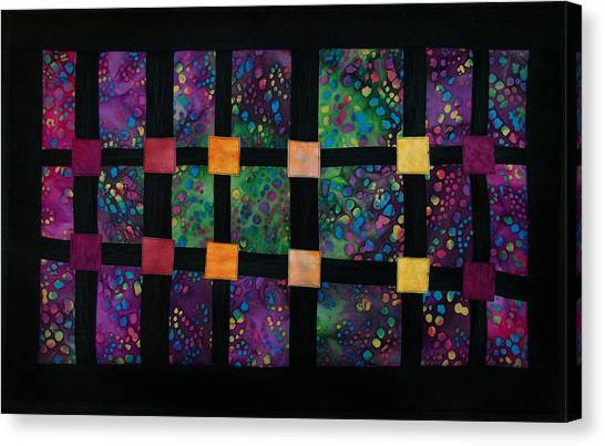 Xyla-nebula-phone Canvas Print