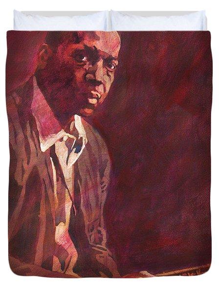 A Love Supreme - Coltrane Duvet Cover