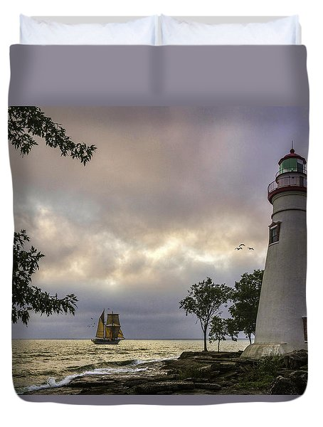A Place To Dream Duvet Cover
