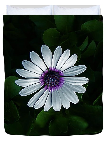 One Single Flower Duvet Cover