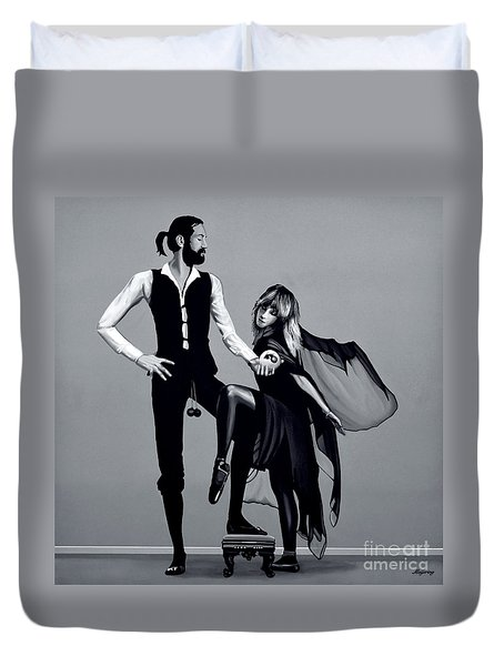 Fleetwood Mac Duvet Cover