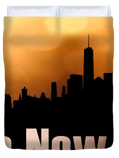 I Love New York Duvet Cover by Tommytechno Sweden