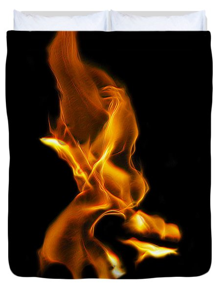 Ignite Duvet Cover