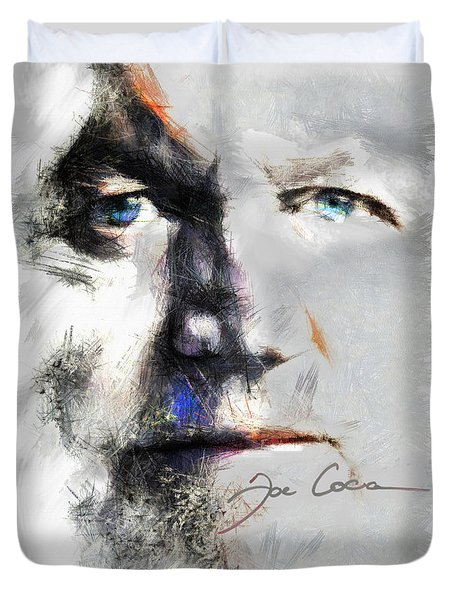 Joe Cocker - Hymn For My Soul     Duvet Cover