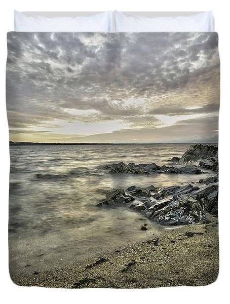 Skerries Ocean View Duvet Cover