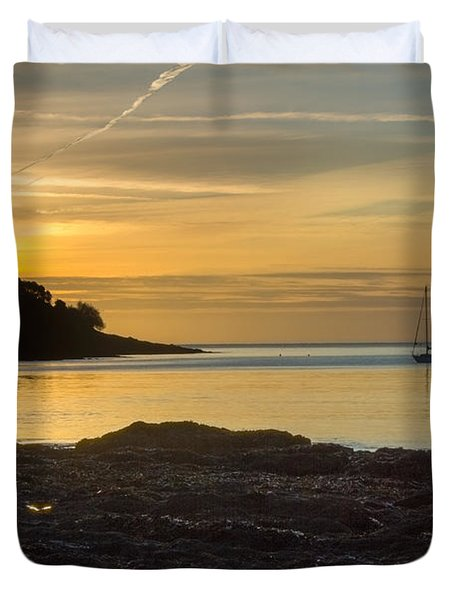 Sunrise Pendennis Point Duvet Cover