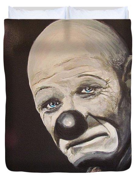 The Clown Duvet Cover