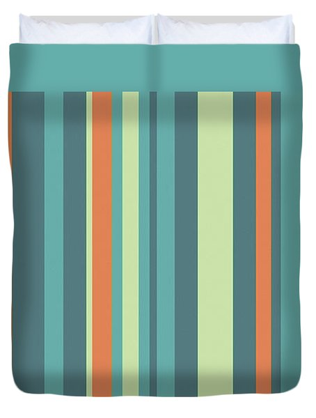 Vertical Strips 17032013 Duvet Cover
