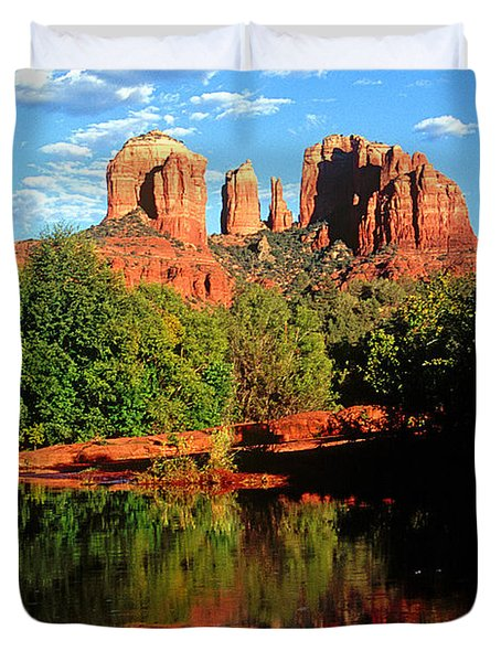 0464 Sedona Arizona Duvet Cover