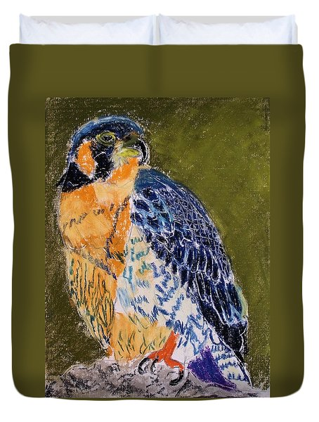 092914 Paragon Falcon Duvet Cover