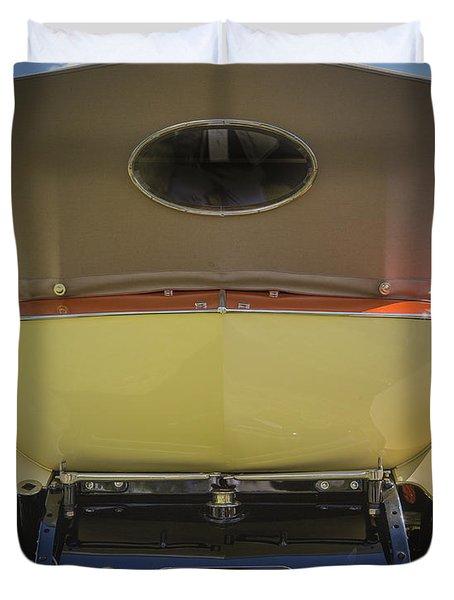 1922 Isotta-fraschini Duvet Cover