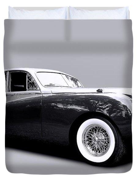 1953 Jaguar Mk Vii  Duvet Cover