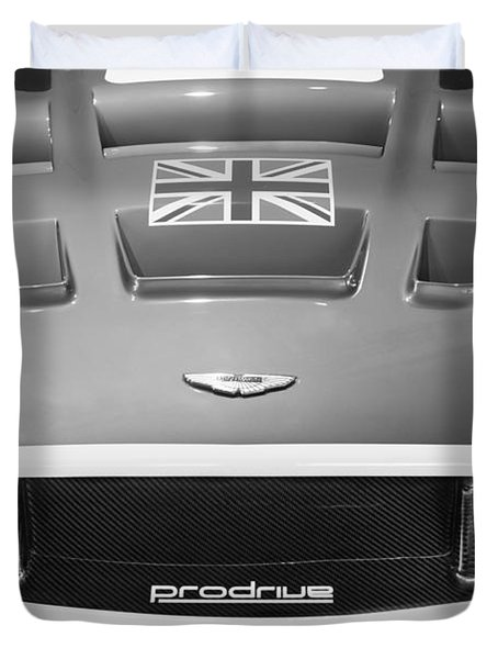 2005 Aston Martin Dbr9 Duvet Cover