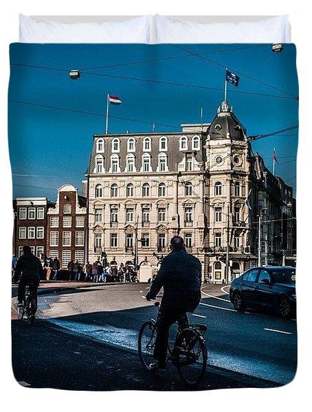 Amsterdam Duvet Cover